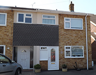 Semi detached house near Southend